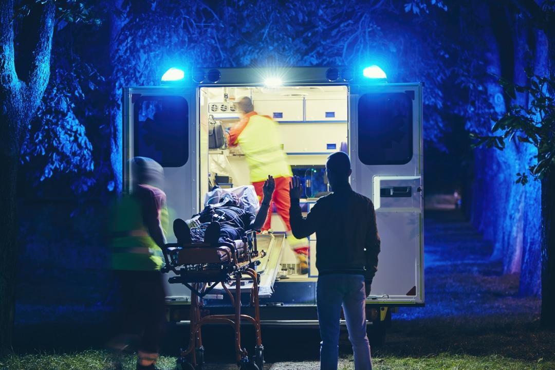 Paramedic – NCCP – National Component